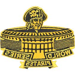1971 World Series Pittsburgh Pirates Sleeve Patch Champions