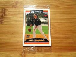 2006 Topps Baseball Pittsburgh Pirates Factory Sealed Bonus