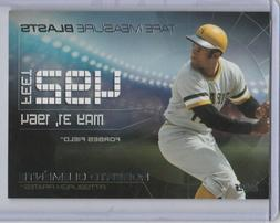 2015 TOPPS TAPE MEASURE BLASTS ROBERTO CLEMENTE #TMB12 PIRAT