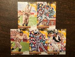 2019 Diamond Kings Baseball Pittsburgh Pirates Team Set  Bas