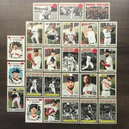 2019 topps heritage base team sets pick