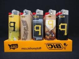 7 lighters pittsburgh pirates mlb baseball regular