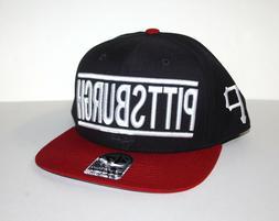 Pittsburgh Pirates 47 Brand Snapback Cap Merica City USA Fla