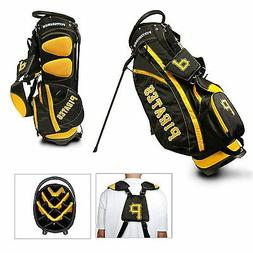 BRAND NEW Team Golf MLB Pittsburgh Pirates Fairway Stand Bag