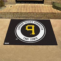 "Fan Mats Pittsburgh Pirates All-Star Rug, 34"" x 45"""