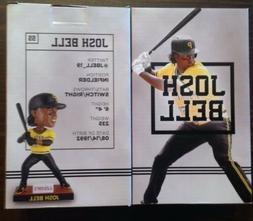 Josh Bell Bobblehead Pittsburgh Pirates PNC Park SGA 7/14/18