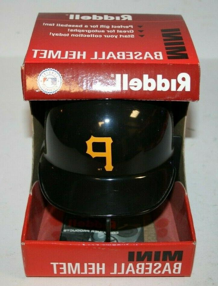 1997 pittsburgh pirates baseball mini helmet mlb