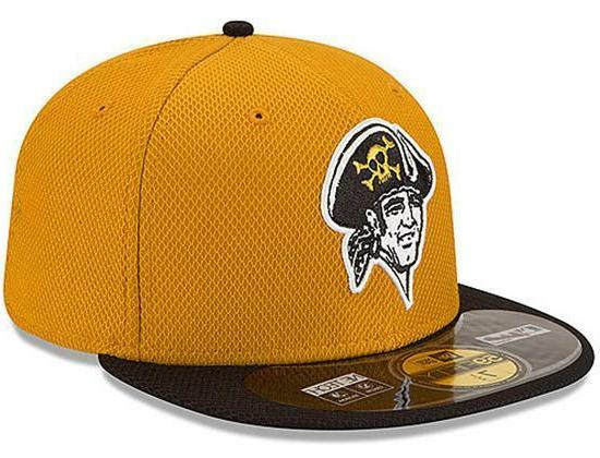 59fifty 5950 pittsburgh pirates diamond cap batting