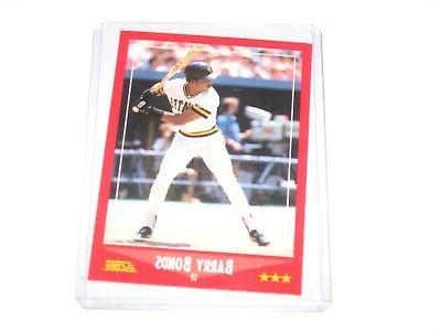 barry bonds pittsburgh pirates 24 left field