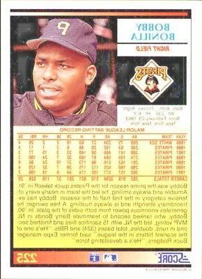 Bobby #225~ Pirates Right Field plastic sleeve