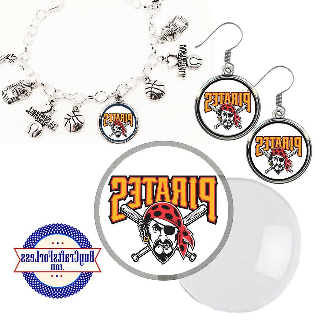 free design pittsburgh prates earrings pendant bracelet