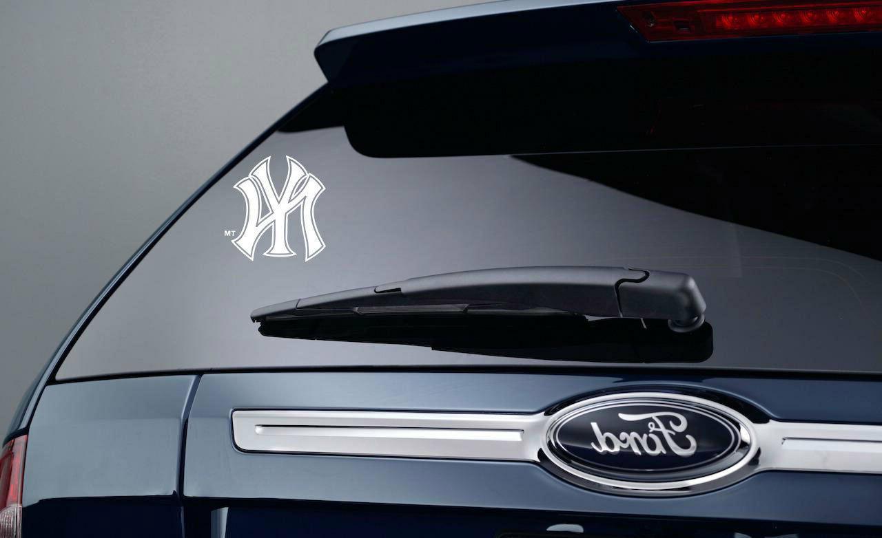 MLB sticker vinyl