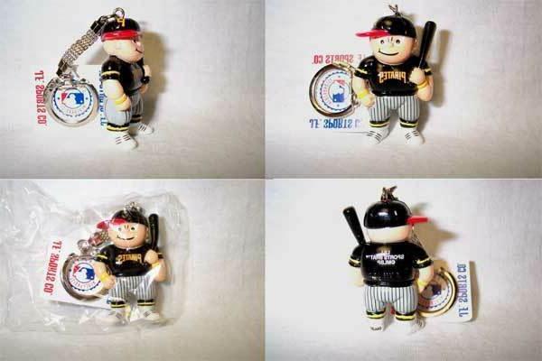 MLB Pittsburgh Sports Baseball Player Souvenir NEW