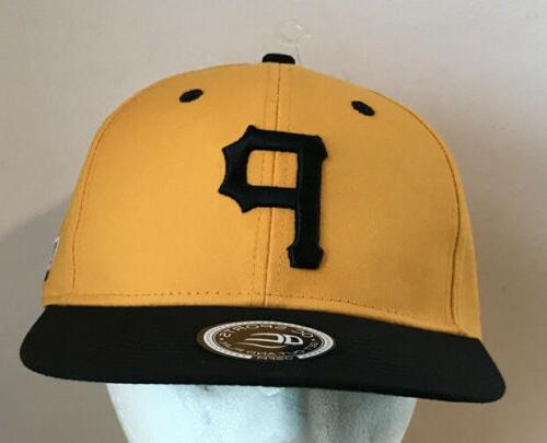 pittsburgh pirates adjustable cap hat cooperstown collection