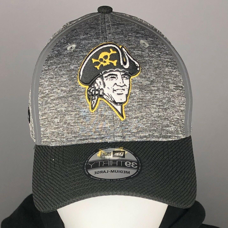 Pittsburgh New Era Clubhouse 39THIRTY Flex Hat