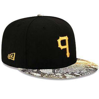 pittsburgh pirates hat visor craze 9fifty adjustable