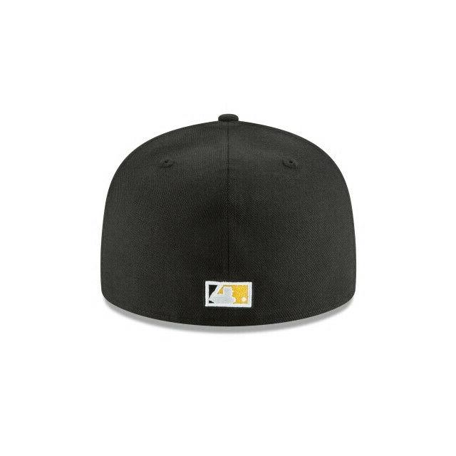 Pittsburgh Era 59FIFTY Fitted Black