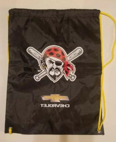 pittsburgh pirates new drawstring bag give away