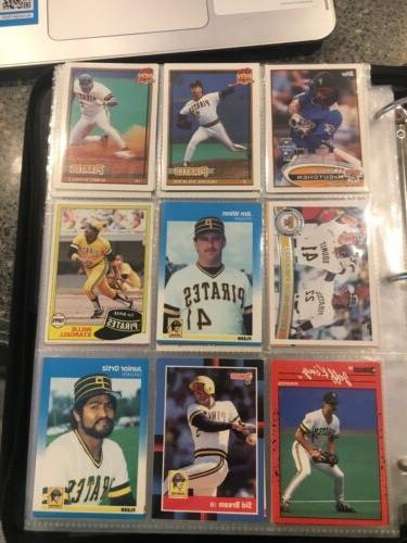 Sleeves Pittsburgh Players