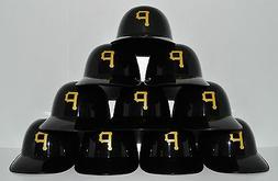 Lot of  PITTSBURGH PIRATES Ice Cream SUNDAE HELMETS New Base