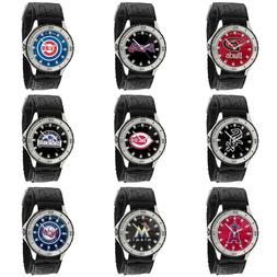 MLB Baseball Sport Mens Game Time Veteran Series Nylon Canva