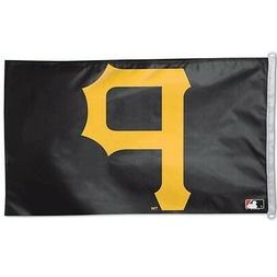 MLB Pittsburgh Pirates Authentic 3x5 Polyester Indoor/Outdoo