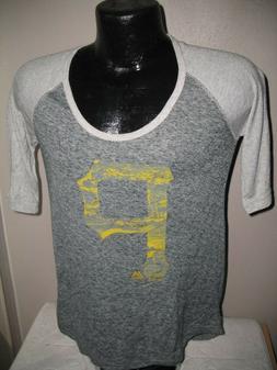 MLB Pittsburgh Pirates Baseball Comfort Soft T Shirt Womens