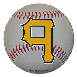 Siskiyou MLB Pittsburgh Pirates 3-Inch Baseball Magnet
