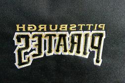 MLB. Pittsburgh Pirates Duffle Bag. Black. New.