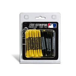 MLB Pittsburgh Pirates Golf Tees 50 Pack Club Accessory Driv