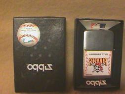 MLB Pittsburgh Pirates ZIPPO LIGHTER