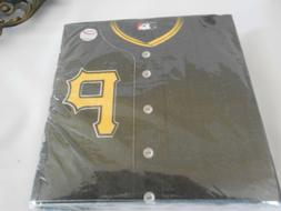 MLB PITTSBURGH PIRATES LUNCHEON NAPKINS