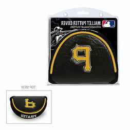 MLB Pittsburgh Pirates Mallet Putter Cover Golf Headcover Co