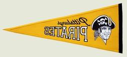 MLB Pittsburgh Pirates Medium Throwback Pennant