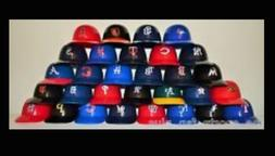 MLB Rawlings Mini Pocket Size Batting Helmet Pick Your Favor