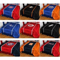 nEw MLB BASEBALL COMFORTER - Sports League Team Logo Bedding