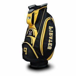 NEW Team Golf MLB Pittsburgh Pirates Victory Cart Bag