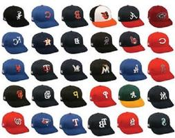 New MLB Youth Cotton Twill Raised Replica Baseball Hat 300 -