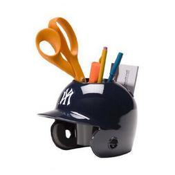 New York Yankees MLB Baseball Schutt Mini Batting Helmet Des