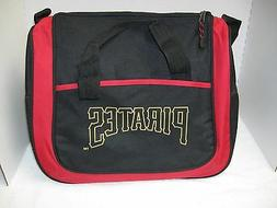 NICE ~ NEW  PITTSBURGH PIRATES canvas DUFFLE BAG ~ GYM TRAVE