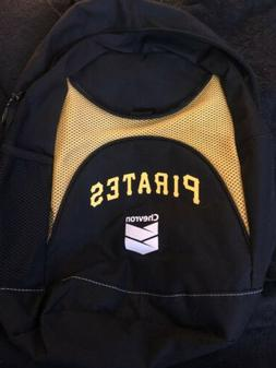 NWOT Pittsburgh Pirates SGA Backpack By Chevron