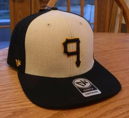 "NWT '47BRAND Pittsburgh Pirates ""Inductor MVP"" Adj Mens Hat-"