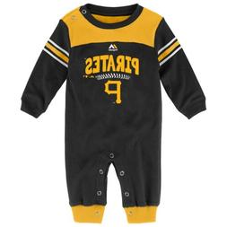 OuterStuff MLB Infants Pittsburgh Pirates Second Base Covera