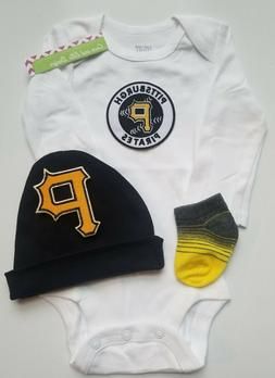Pirates baby/infant outfit Pirates infant clothes Pittsburgh