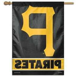 PITTSBURGH PIRATES ~  Official MLB 28x40 Outdoor House Flag