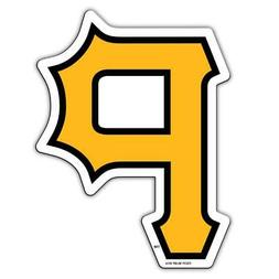 Pittsburgh Pirates 12 Inch Car Magnet  MLB Decal Emblem Truc
