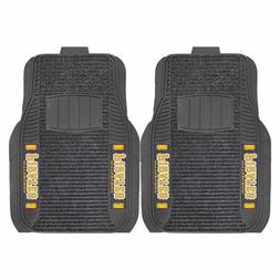 Pittsburgh Pirates 2-Piece Deluxe Auto Floor Mats - Car, Tru