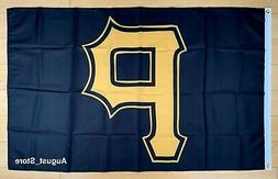 Pittsburgh Pirates 3x5 ft Flag Banner MLB