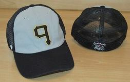 Pittsburgh Pirates '47 Closer Mesh Back Flex Fitted Hat Cap