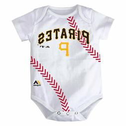 Pittsburgh Pirates Baby / Infant Creeper Bodysuit